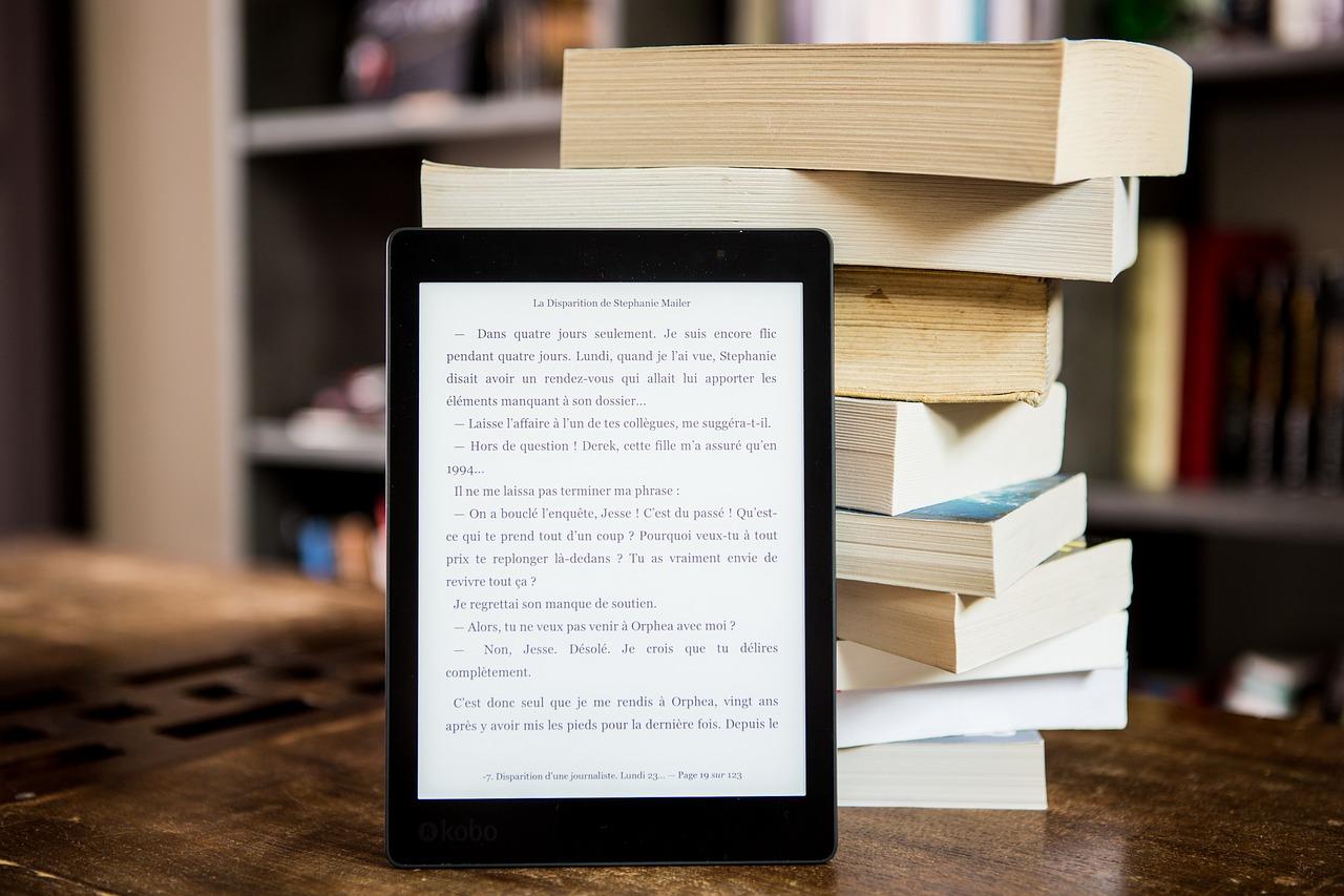 E-Books Vs P-Books
